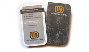 Wharton Design Branding
